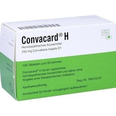 CONVACARD H Tabletten