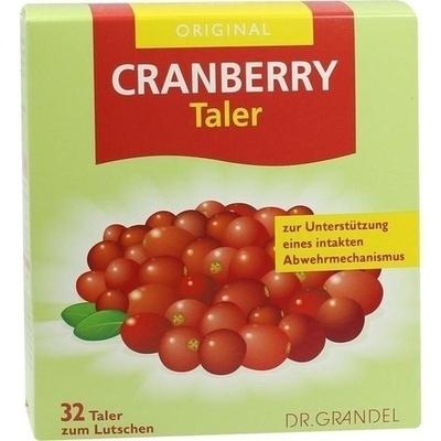 CRANBERRY CEROLA Taler Grandel