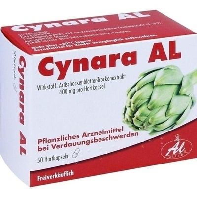 CYNARA AL Hartkapseln