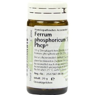 FERRUM PHOSPHORICUM S Phcp Globuli