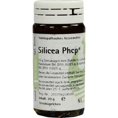 SILICEA PHCP Globuli