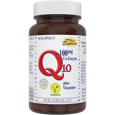 Q10 100 mg Kapseln