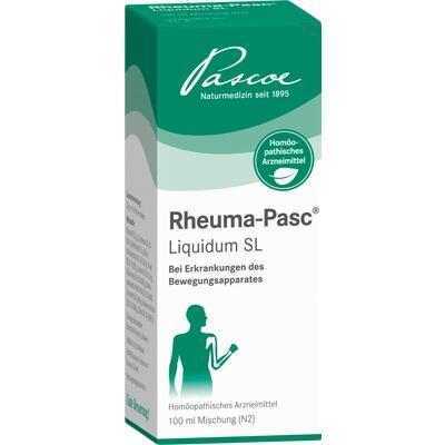RHEUMA PASC Liquidum SL Mischung