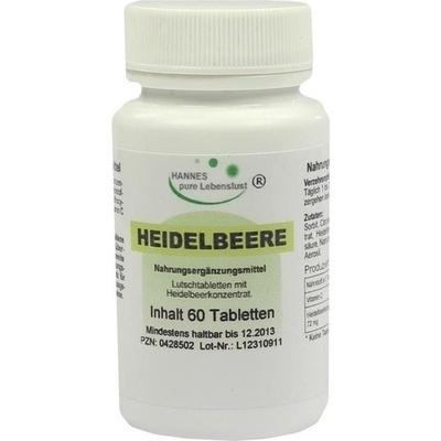 HEIDELBEER AUGEN Tabletten