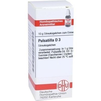 PULSATILLA D 3 Globuli