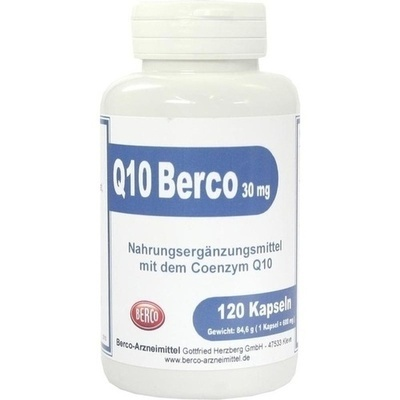 Q10 BERCO 30 mg Kapseln