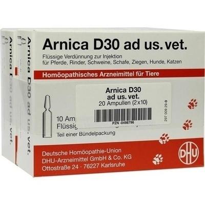 ARNICA D 30 Ampullen vet.