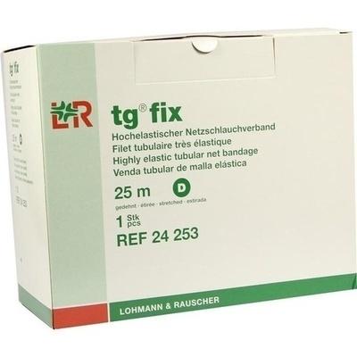 TG Fix Netzverband D 25 m weiß