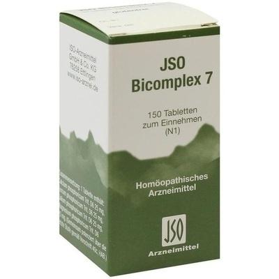 JSO-Bicomplex Heilmittel Nr.7