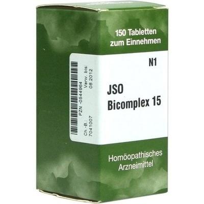 JSO-Bicomplex Heilmittel Nr.15
