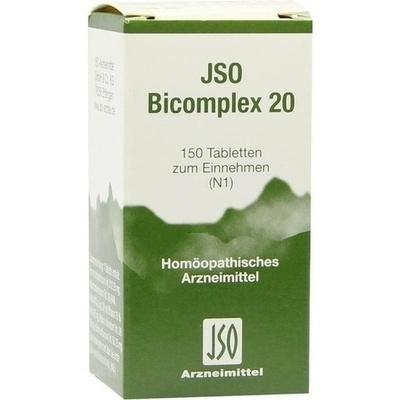 JSO-Bicomplex Heilmittel Nr.20