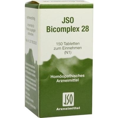 JSO-Bicomplex Heilmittel Nr.28