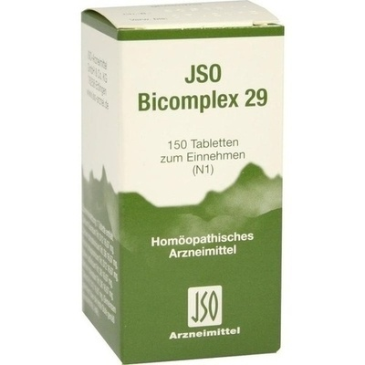 JSO-Bicomplex Heilmittel Nr.29
