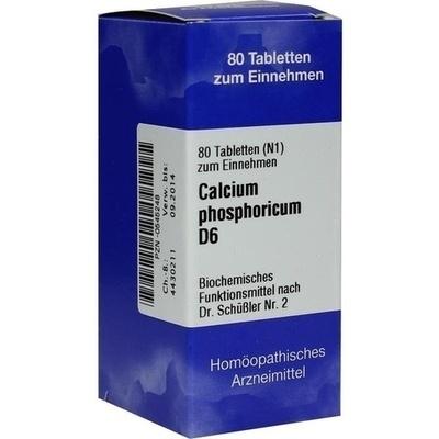 BIOCHEMIE 2 Calcium phosphoricum D 6 Tabletten