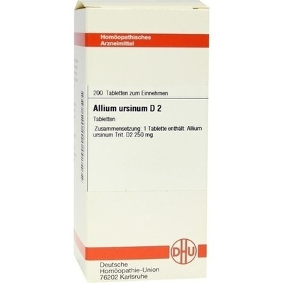 ALLIUM URSINUM D 2 Tabletten