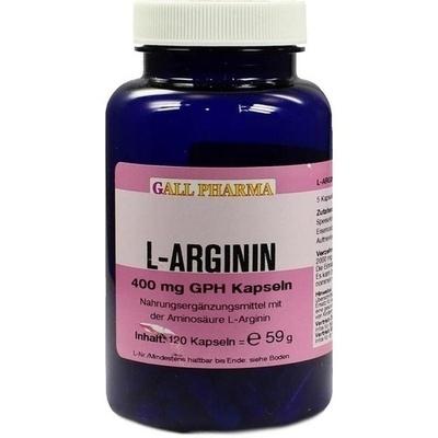 L-ARGININ 400 mg Kapseln