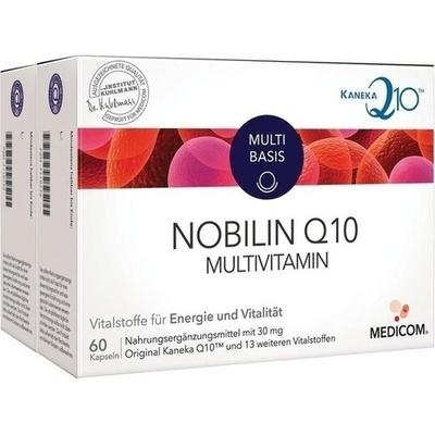NOBILIN Q10 Multivitamin Kapseln