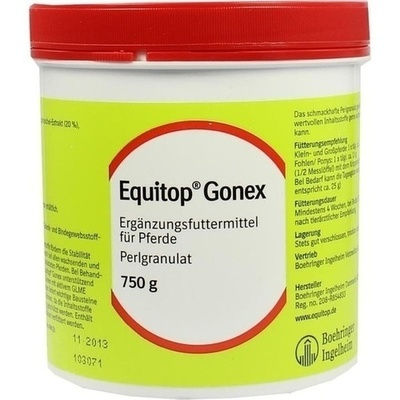 EQUITOP Gonex Granulat vet.