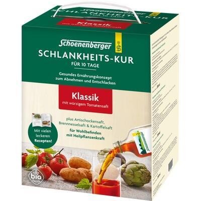 SCHLANKHEITSKUR Klassiker Schoenenberger