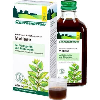 MELISSEN SAFT Schoenenberger