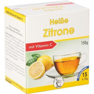 HEISSE Zitrone+Vitamin C Btl.Pulver