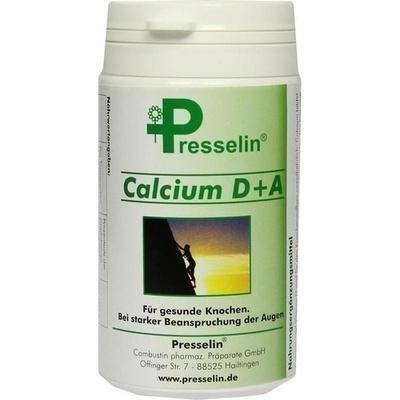 PRESSELIN Calcium D+A Presslinge
