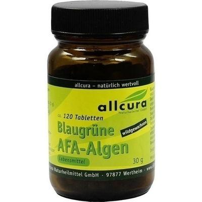 AFA ALGEN 250 mg blaugrün Tabletten