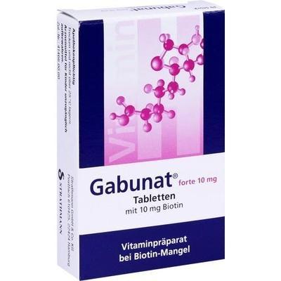 GABUNAT forte 10 mg Tabletten