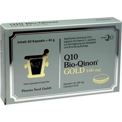 Q10 BIO Qinon Gold 100 mg Pharma Nord Kapseln