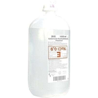 KOCHSALZLÖSUNG 0,9% Plastikfl.Fresenius
