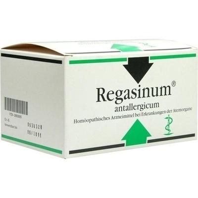 REGASINUM Antallergicum Ampullen