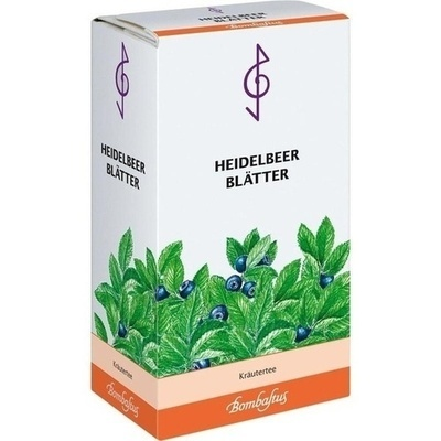 HEIDELBEERBLÄTTER Tee