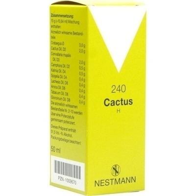 CACTUS H 240 Tropfen