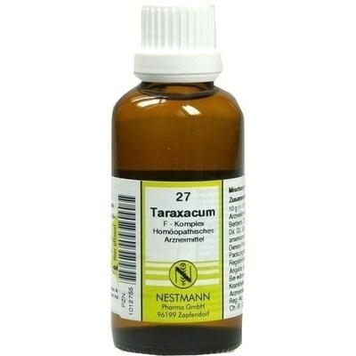 TARAXACUM F Komplex 27 Dilution