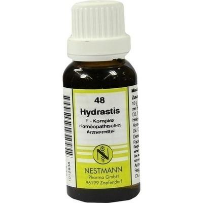 HYDRASTIS F Komplex 48 Dilution