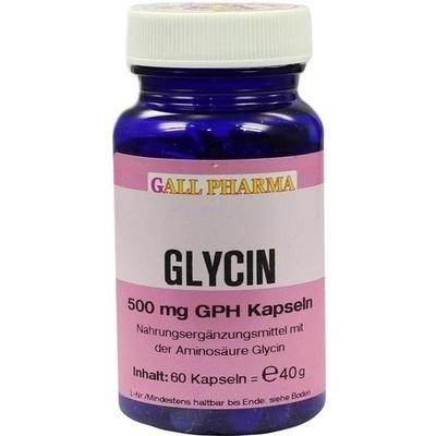GLYCIN 500 mg Kapseln