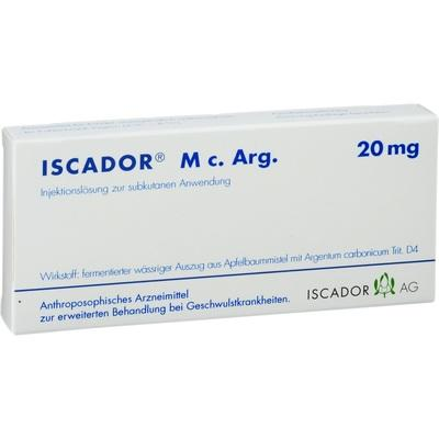 ISCADOR M c.Arg 20 mg Injektionslösung