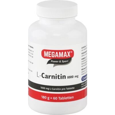 L-CARNIPURE 1000 mg Kautabletten