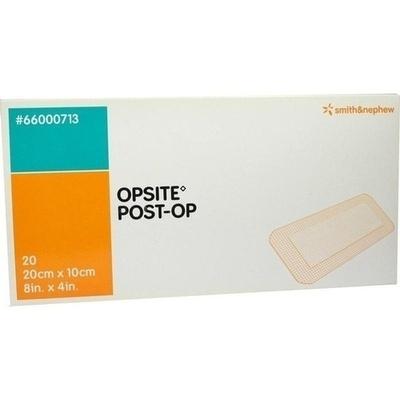 OPSITE Post-OP 10x20 cm Verband einzeln steril