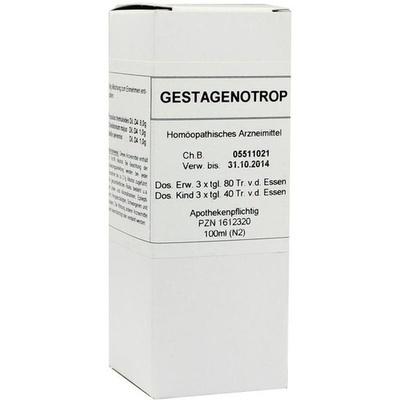 GESTAGENOTROP Dilution