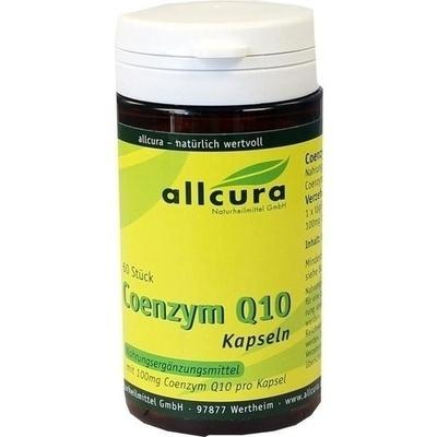 COENZYM Q10 KAPSELN a 100 mg