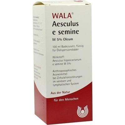 AESCULUS E semine W5% Öl