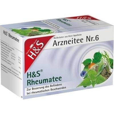 H&S Rheumatee Filterbeutel