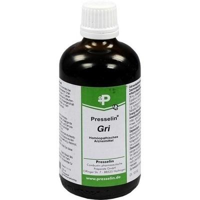 PRESSELIN Gri Grippe Tropfen