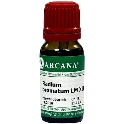 RADIUM bromatum LM 12 Dilution