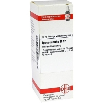 IPECACUANHA D 12 Dilution