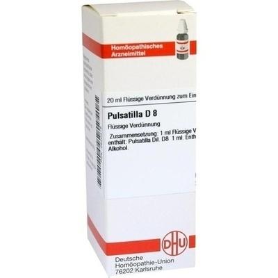 PULSATILLA D 8 Dilution