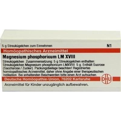LM MAGNESIUM phosphoricum XVIII Globuli