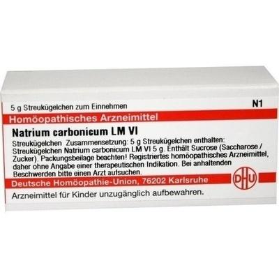 LM NATRIUM carbonicum VI Globuli