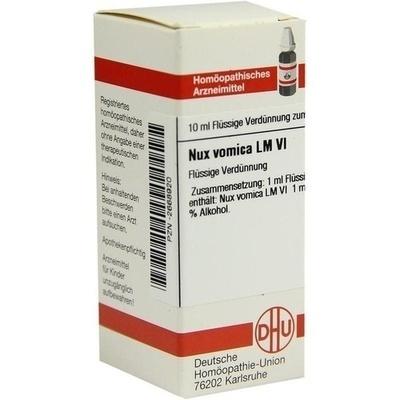 LM NUX vomica VI Dilution